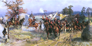 After the Battle of Zielece 1792 1