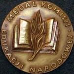 MedalKomisjiEdukacjiNarodowej
